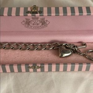 Juicy Couture Silver Bracelet